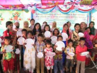 Annual Gathering of deaf children & their parents