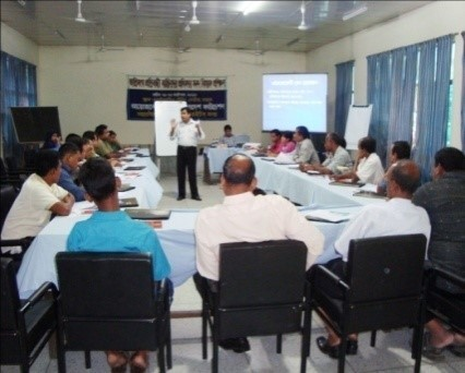 Training for DPOs leaders