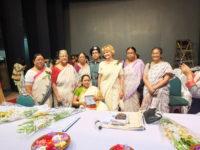 Bangladesh Mahila Parishad is awarding Ms. Mohula Paul for her Social Contribution