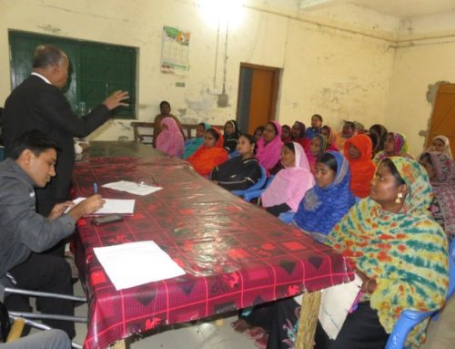 """Training on """"Organic Vegetable Cultivation"""""""